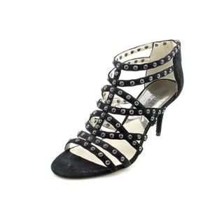 Michael Kors Women's 'Maddie' Regular Suede Sandals