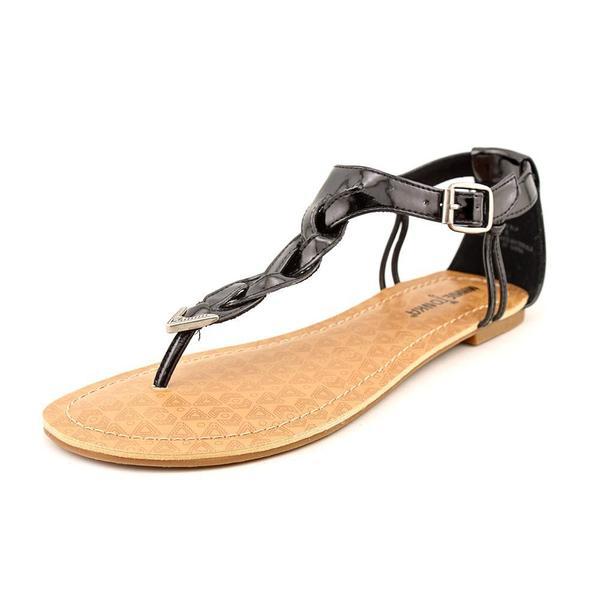 Minnetonka Women's 'Fiesta' Faux Leather Sandals (Size 8 )