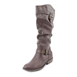 White Mountain Women's 'Legend' Man-Made Boots