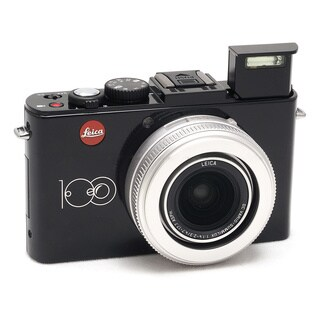Leica D-lux 6 Edition Black/ Silver 100 Digital Camera