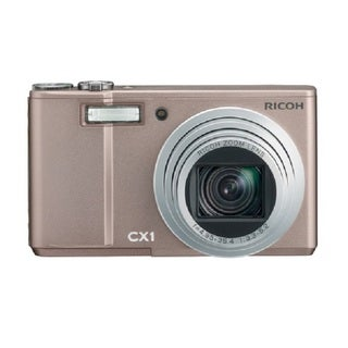 Ricoh Caplio CX1 9MP Pink Digital Camera