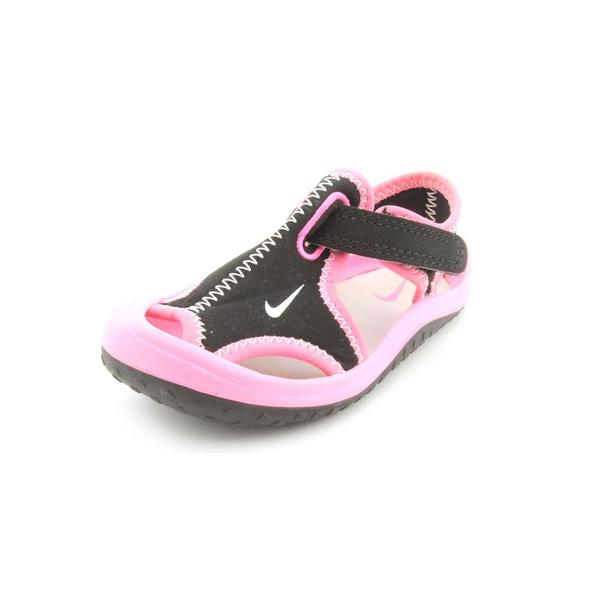 Nike Girl (Toddler) 'Sunray Protect (TD)' Man-Made Sandals