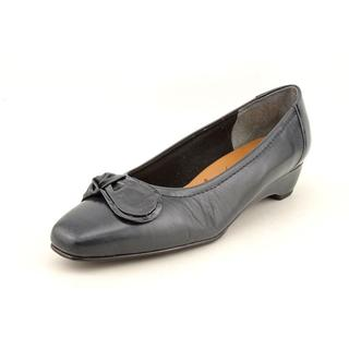 Ros Hommerson Women's 'Boston' Leather Dress Shoes - Narrow