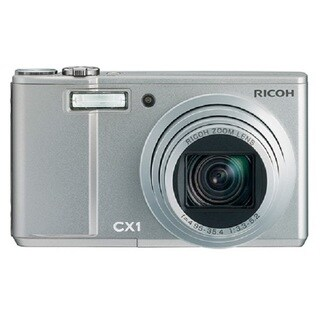 Ricoh Caplio Silver Digital Camera