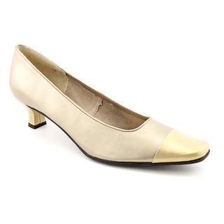 Mezzo Women's 'Rickie' Leather Dress Shoes - Narrow (Size 11 )
