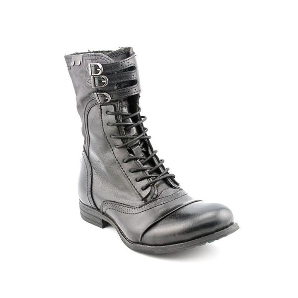 Bunker Women's 'Brigade' Man-Made Boots (Size 6 )