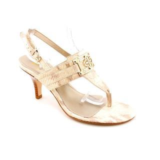 Isola Women's 'Karma' Animal Print Dress Shoes (Size 7 )