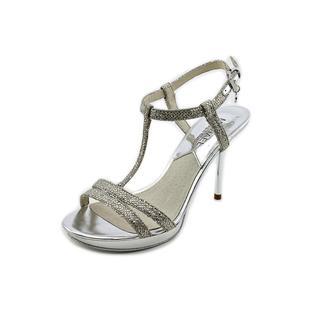 Michael Kors Women's 'Yvonne Platform' Basic Textile Sandals