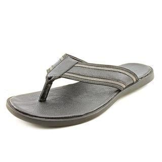 Steve Madden Men's 'Ase' Leather Sandals (Size 8 )