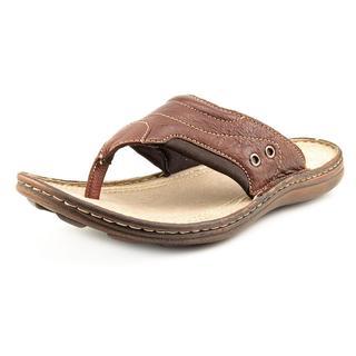 Steve Madden Men's 'Naldyy' Leather Sandals