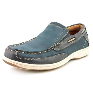Florsheim Men's 'Lakeside Slip' Leather Casual Shoes - Wide (Size 7.5 )