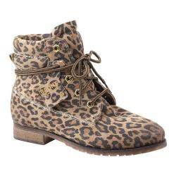 Women's Bronx Mixer Up Camel Suede
