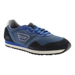 Men's Diesel Black Jake Kursal Sneaker Majolica Blue/Total Blue