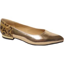 Women's Bellini Nova Flat Gold