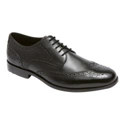 Men's Rockport Stylepurpose Wing Tip Black/Black
