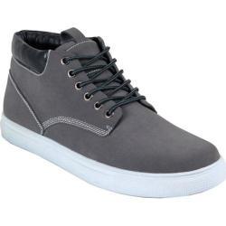 Men's Arider Bob-01 High Top Sneaker Grey PU