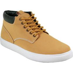 Men's Arider Bob-01 High Top Sneaker Tan PU