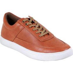Men's Arider Carl-02 Perforated Sneaker Light Brown PU