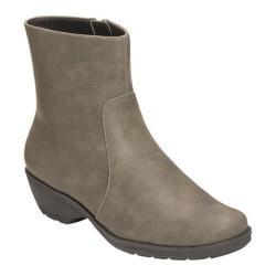 Women's Aerosoles Speartint Grey Faux Leather