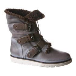 Women's OTBT Black Jack Boot Dust Grey Leather