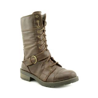 White Mountain Women's 'Flyman' Man-Made Boots