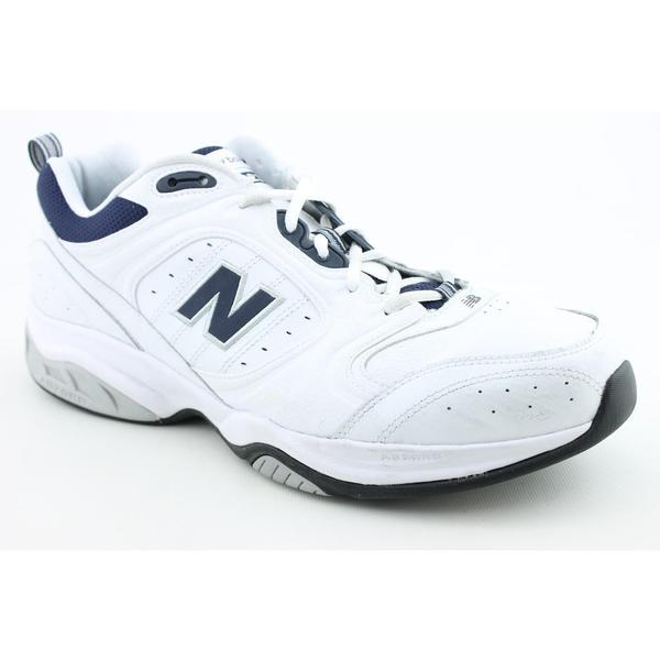 New Balance Men's 'MX623' Leather Athletic Shoe - Extra Wide (Size 12 )