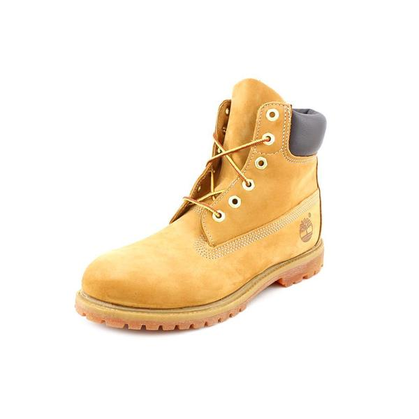 Timberland Women's '6 In Prem' Regular Suede Boots (Size 8.5 )