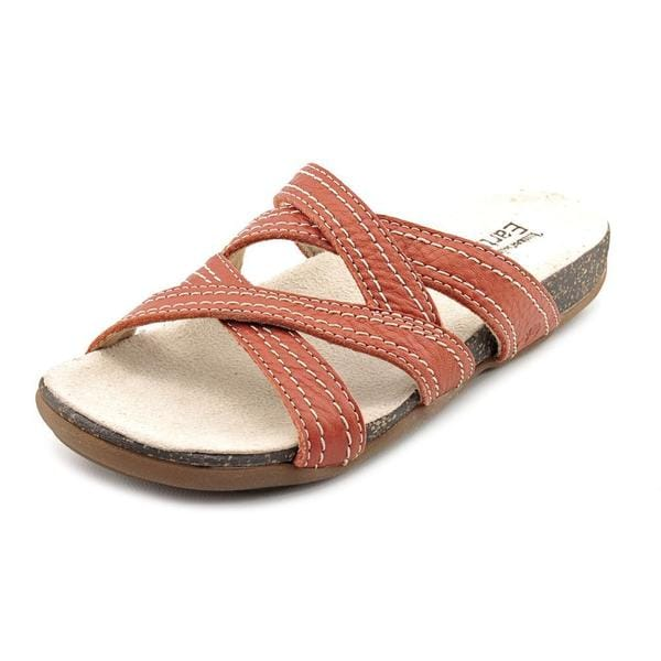 Timberland Earthkeepers Women's 'Bare Step Slide' Leather Sandals