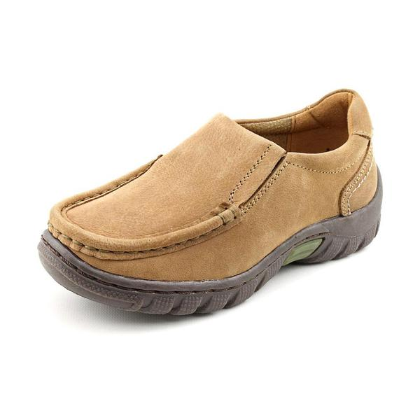 Hush Puppies Boy (Youth) 'Tatlow' Nubuck Casual Shoes (Size 13 )