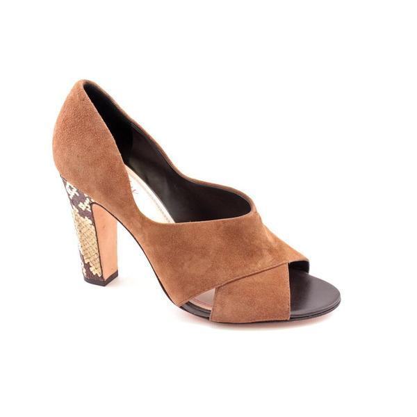 Plenty by Tracy Reese Women's 'Dania' Regular Suede Dress Shoes (Size 7 )