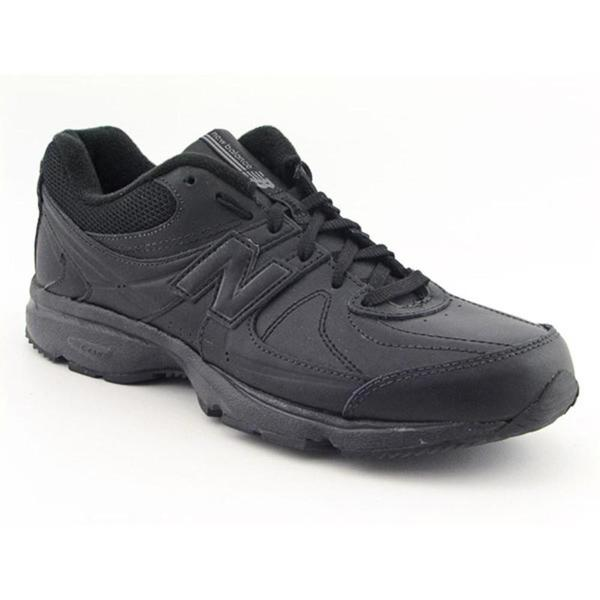 New Balance Men's 'MW411' Leather Athletic Shoe - Extra Wide (Size 10 )