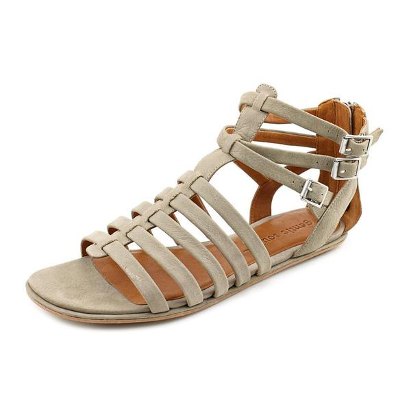 Gentle Souls Women's 'Quick Break' Leather Sandals (Size 9.5 )