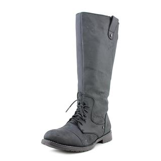 Bearpaw Women's 'Nia' Leather Boots (Size 10 )