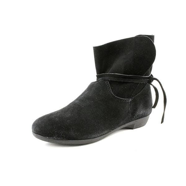 Ami Women's 'Isabelle' Regular Suede Boots - Narrow (Size 8.5 )