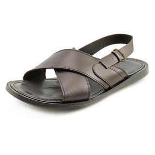 Steve Madden Men's 'Reeve' Leather Sandals