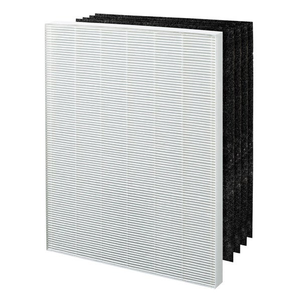 Winix 115115, True HEPA plus 4 Replacement A Carbon Filters 13680097