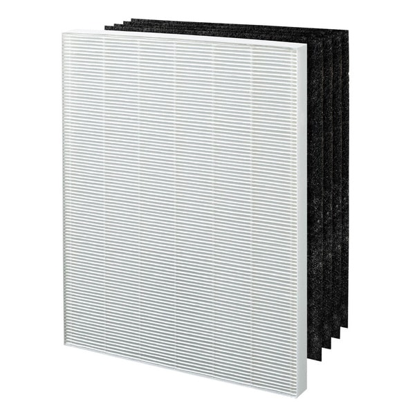 Winix 115115, True HEPA plus 4 Replacement Filter A Carbon Filters 13680097