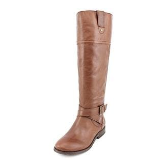 Marc Fisher Women's 'Amber' Leather Boots (Size 9.5 )