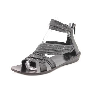 B. Makowsky Women's 'Gwyn' Leather Sandals (Size 7.5 )