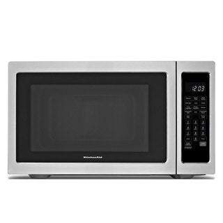 KitchenAid KCMC1575BSS Stainless Steel Countertop Microwave Oven