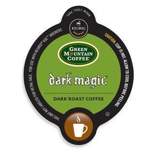 Green Mountain Coffee Dark Magic, Vue Cup Portion Pack for Keurig Vue Brewing Systems