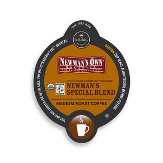 Newman's Own Newman's Special Blend Coffee, Vue Cup Portion Pack for Keurig Vue Brewing Systems