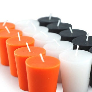 2-inch Halloween Votive Candles (Pack of 24)