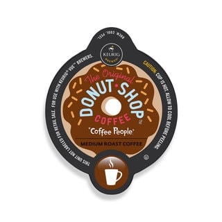The Original Donut Shop Regular Coffee, Vue Cup Portion Pack for Keurig Vue Brewing Systems