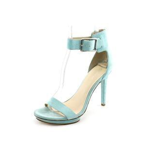 Calvin Klein Women's 'Vivian' Regular Suede Sandals