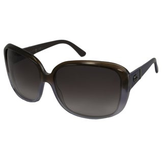 Gucci Women's GG3125 Rectangular Sunglasses