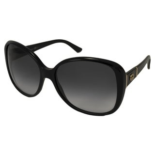 Gucci Women's GG3126 Rectangular Sunglasses
