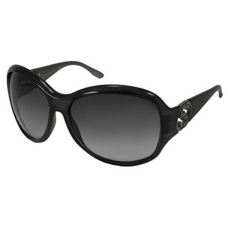 Gucci Women's GG3139 Rectangular Sunglasses