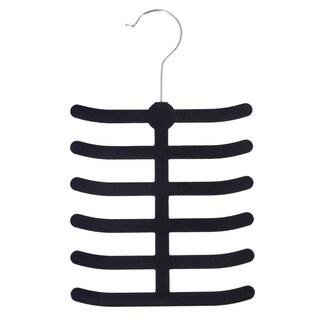 Velvet Anti-slip Tie/ Belt Hangers (Pack of 2)