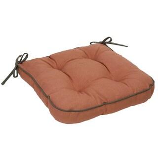 Brown Organic Cotton Seat Cushion (Set of 2)